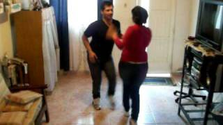 bailando cumbia de santa fe capital argentina la mejor!!!
