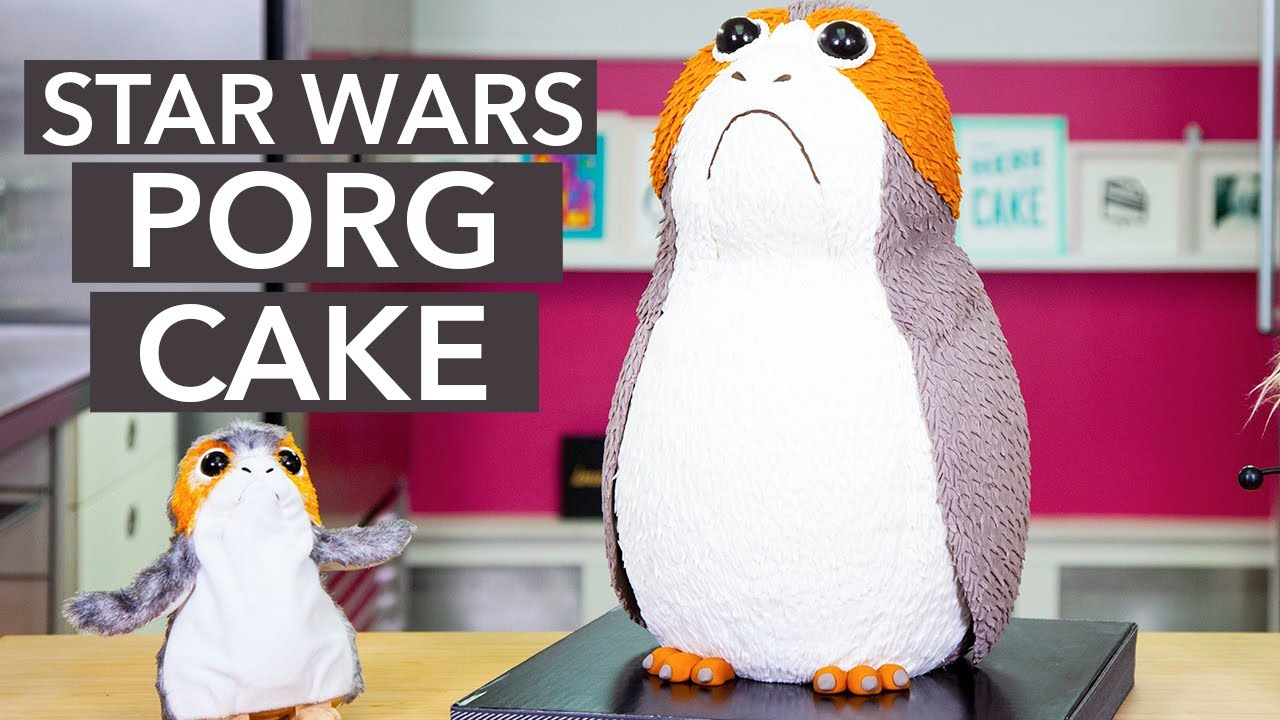 how-to-make-a-porg-cake-from-star-wars-the-last-jedi-yolanda-gampp-how-to-cake-it