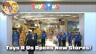 Toys R Us Returns (Kinda)!