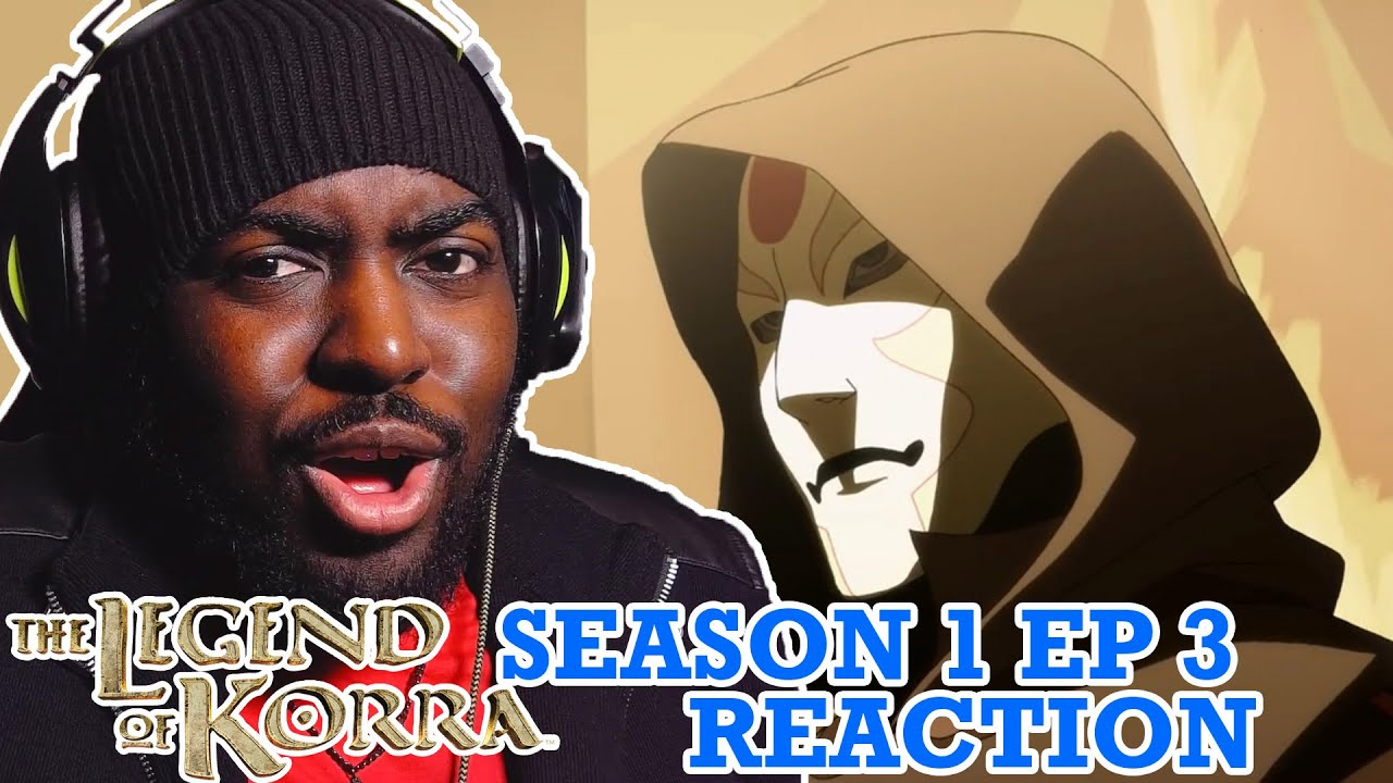 Download AMON CAN DO WHAAAT??? - Avatar The Legend Of Korra Book 1 Episode 3: The Revelation Reaction