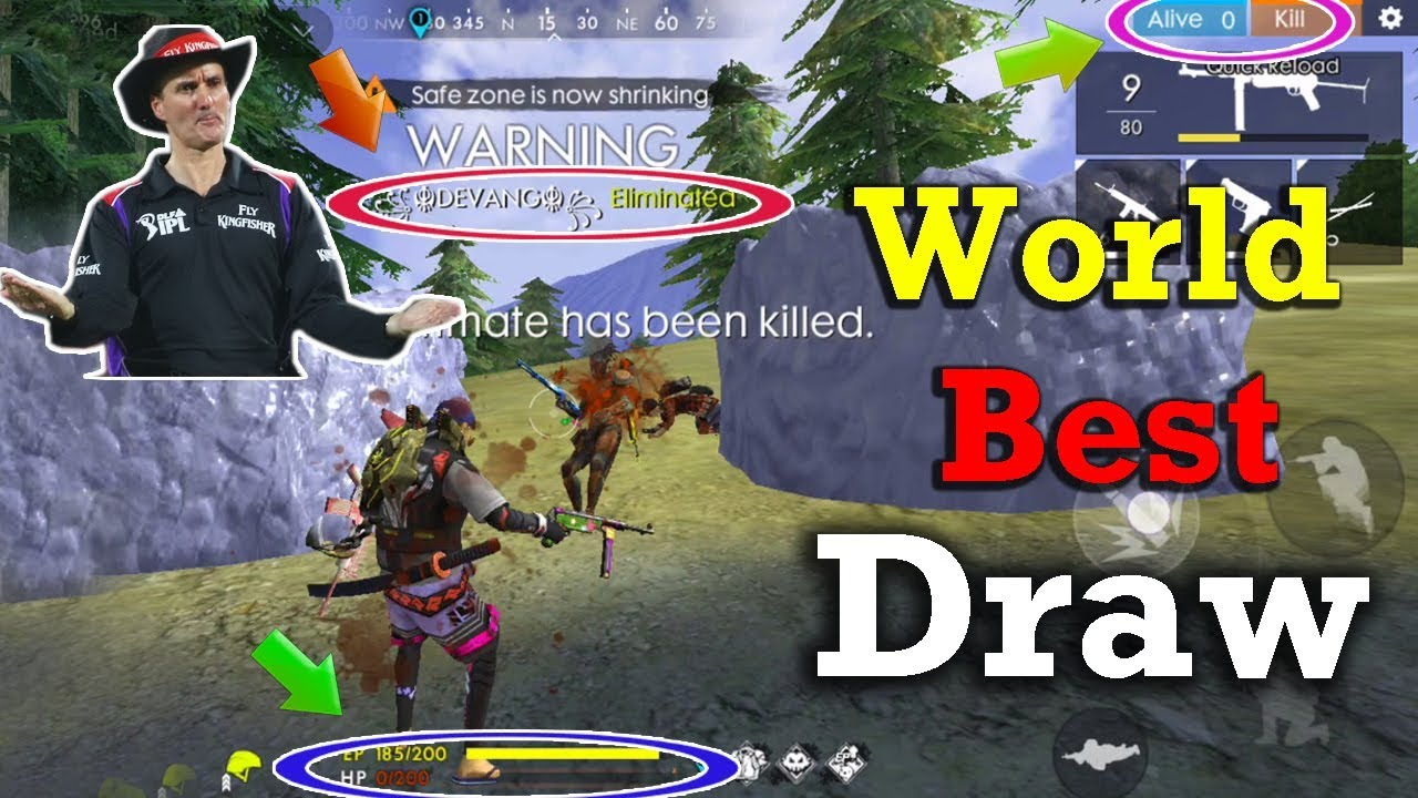 drawing games to play online World Best Ranked Match Draw Ranked Game Play Free Fire Tricks Tips Tamil