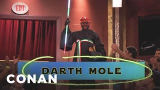 Conan Celebrates Star Wars Day AND Cinco De Mayo  - CONAN on TBS