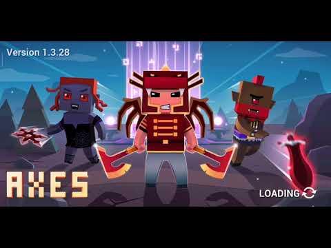 AXES.io No Hack Gameplay | Triple Kills | First Look #1