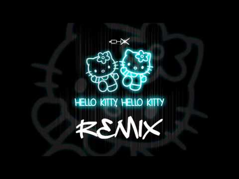 Avril Lavigne - Hello Kitty (CHX Remix)