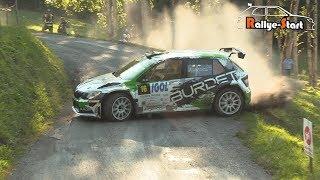 Rallye du Mont-Blanc 2018 [HD] - Rallye-Start