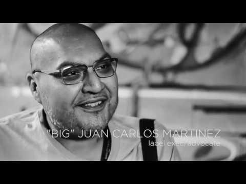 "Midway Vignette #77 - ""Big"" Juan Carlos Martinez"