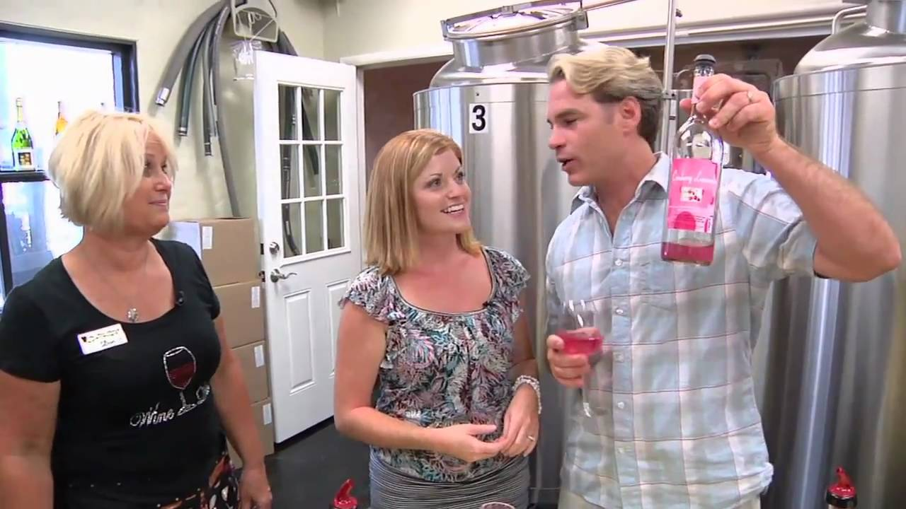 Exploring the Wine Tailor - YouTube