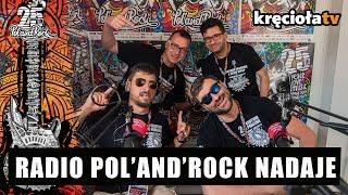 Radio Pol'and'Rock nadaje! #polandrock2019