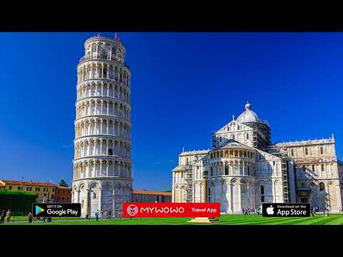 Piazza Dei Miracoli – Leaning Tower – Pisa – Audio Guide – MyWoWo  Travel App