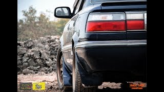 Episode 2 | Toyota Corolla AE 90  | Season 1 | Fast And Slow | Half Cake Productions | 2017 |