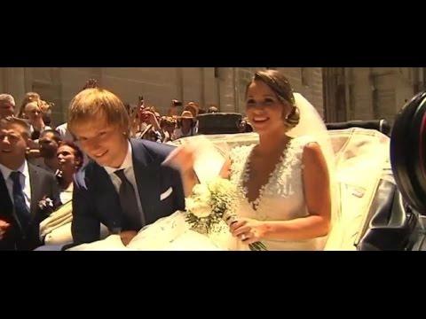Boda de Ivan Rakitić y Raquel Mauri en Sevilla   2015