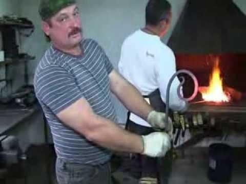 Ручная художественная ковка металла