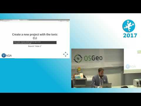 2017 Angular 2 Geo-Apps mit YAGA