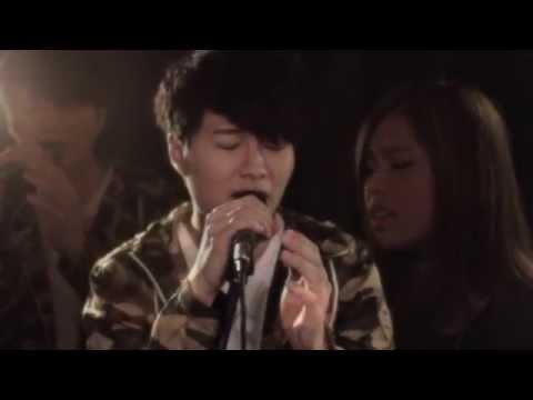 呼吸 (Chinese Version) - Chen (EXO) & Zhang LiYin cover by 胡鴻鈞Hubert Wu & 王嘉儀Sophy Wong