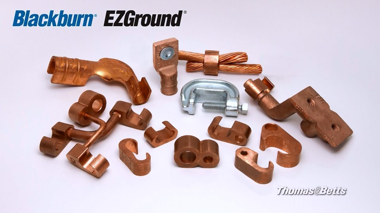 Blackburn ez ground compression connector system youtube sciox Gallery