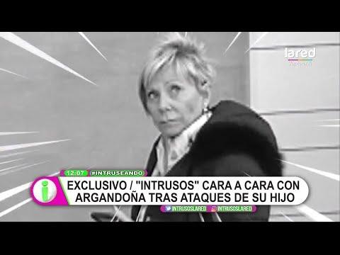 Encontramos a Raquel Argandoña tras ataque de su hijo