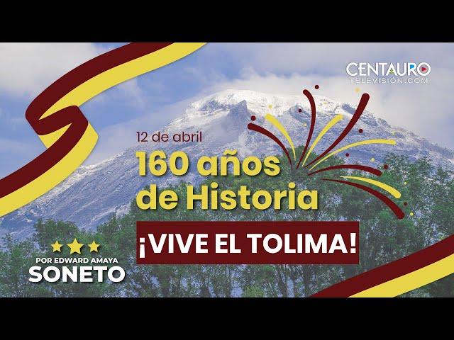Soneto | 160 Año de historia