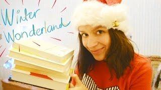 Много книг, магия и ужасы = книжный зимний TAG || Winter Wonderland TAG || Улилай