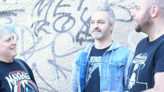 SOILWORK's Sylvain & David Andersson On NA Tour With SOULFLY, 'The Ride Majestic' & BOA (2015)