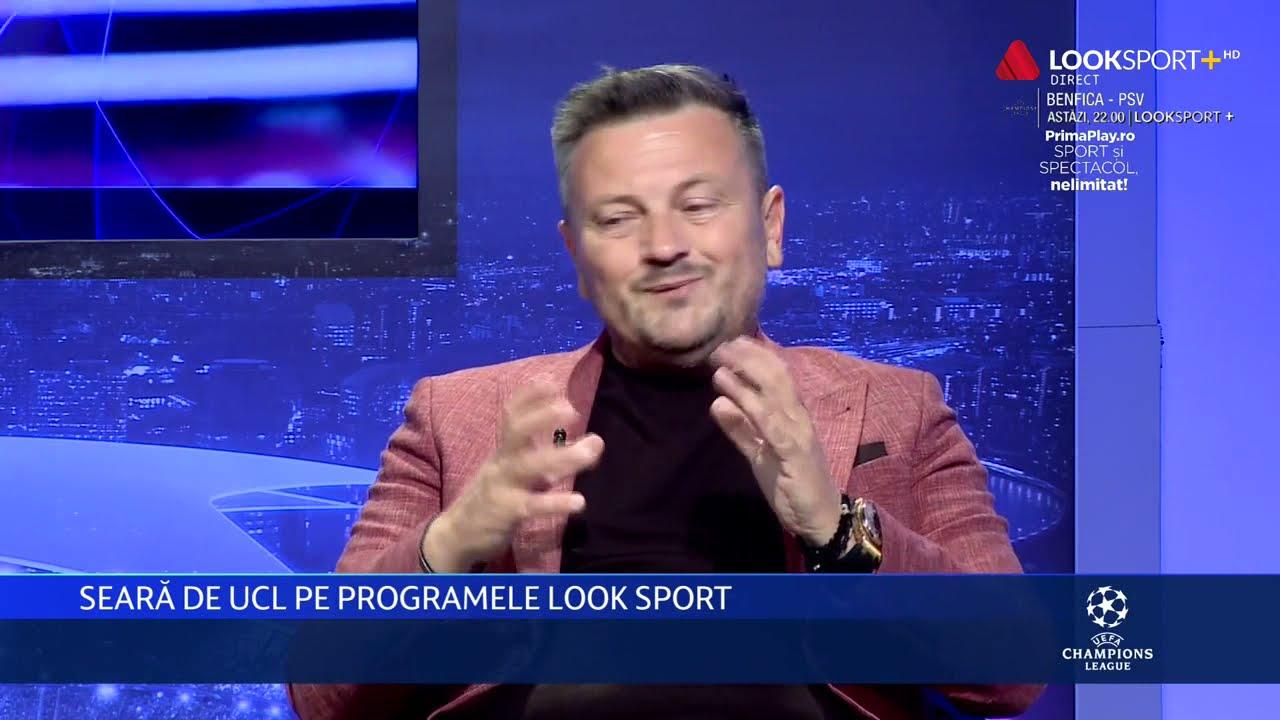 Fotbal Look | Respectă Becali