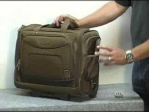 travelpro luggage crew 7 wheeled tote - Travel Pro Luggage