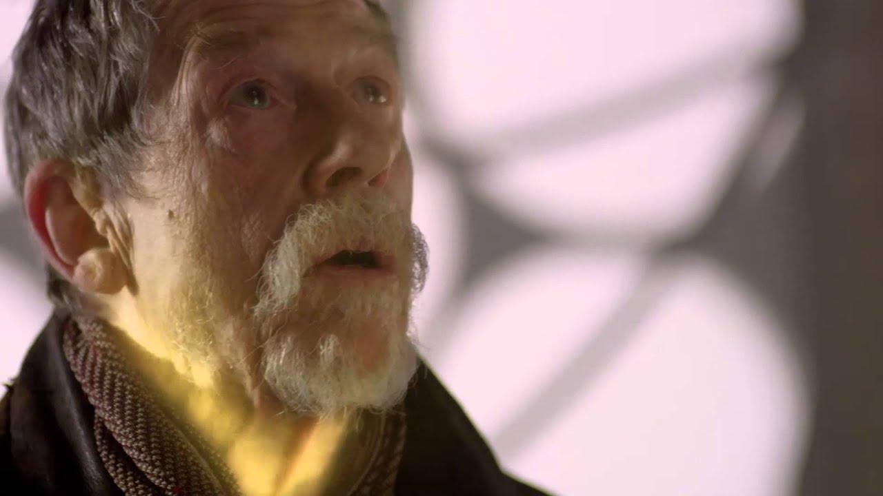 John Hurt Regeneration - War Doctor Regenerates - The last ...