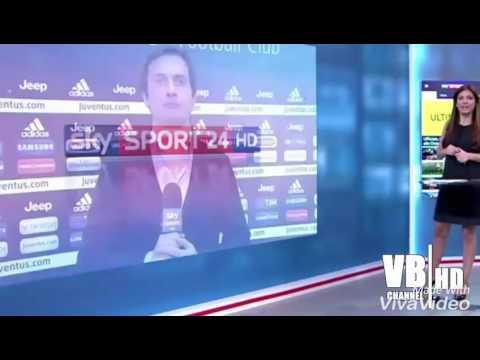 Turu and Kocc on Sky Sport Italia News