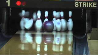 Storm Reign On Bowling Ball Reaction Video Ball Review {vs} Reign of Power & Hy-Road