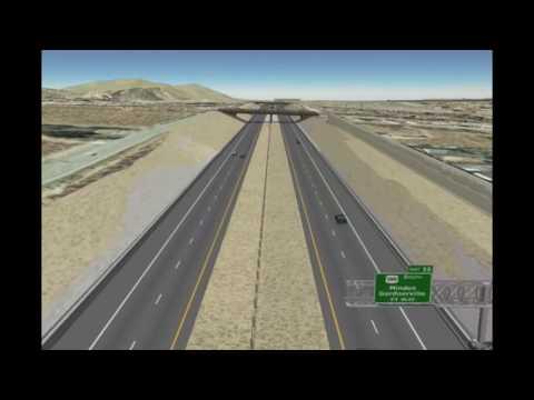 I-580 & U.S. 395 Extension (Carson City Freeway)
