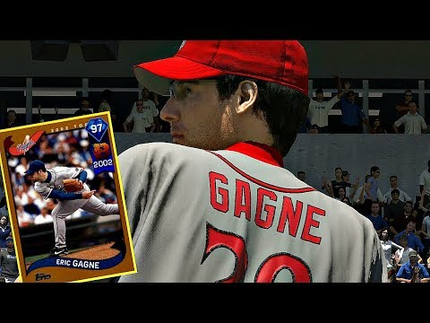 NEW DIAMOND ERIC GAGNE WAS DRAFTED!! MLB The Show 17 Battle Royale