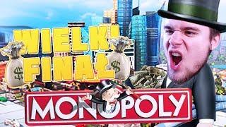 WIELKI FINAŁ EKIPOWEGO TURNIEJU! | Monopoly Plus [4/4] /With: Diabeuu, Kubson, Dobrodziej, Plaga
