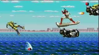 Shinobi III  Return of the Ninja Master (Genesis) Full Longplay