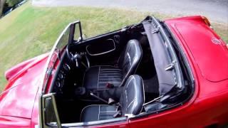 MG midget mark III for sale walkaround