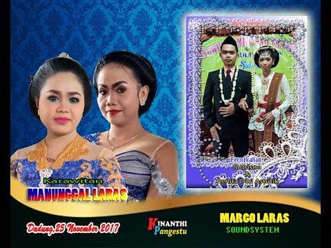 live Manunggal Laras ( Mbah Rebo )