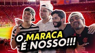 JOGAMOS NO MARACANÃ - PES 2019