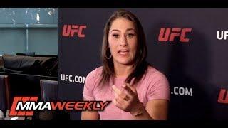 Jessica Eye: Marijuana and CBD Advocate (UFC 238)