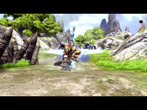 Dragon Nest SEA Academic Gameplay