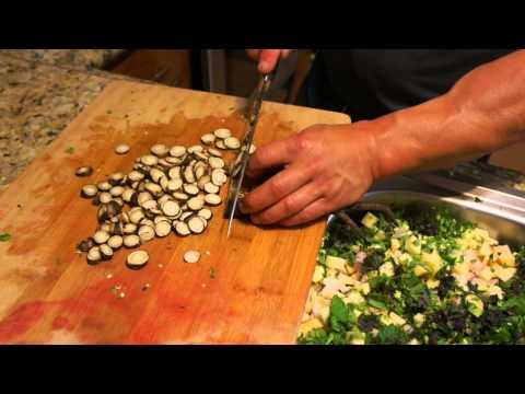 Dr Shepherd's organic salad 009
