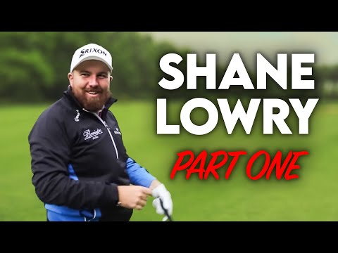 Bearwood Lakes Course Vlog with Shane Lowry - Part 1