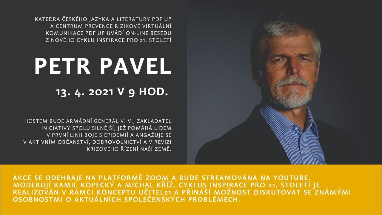 Inspirace pro 21. století: Petr Pavel
