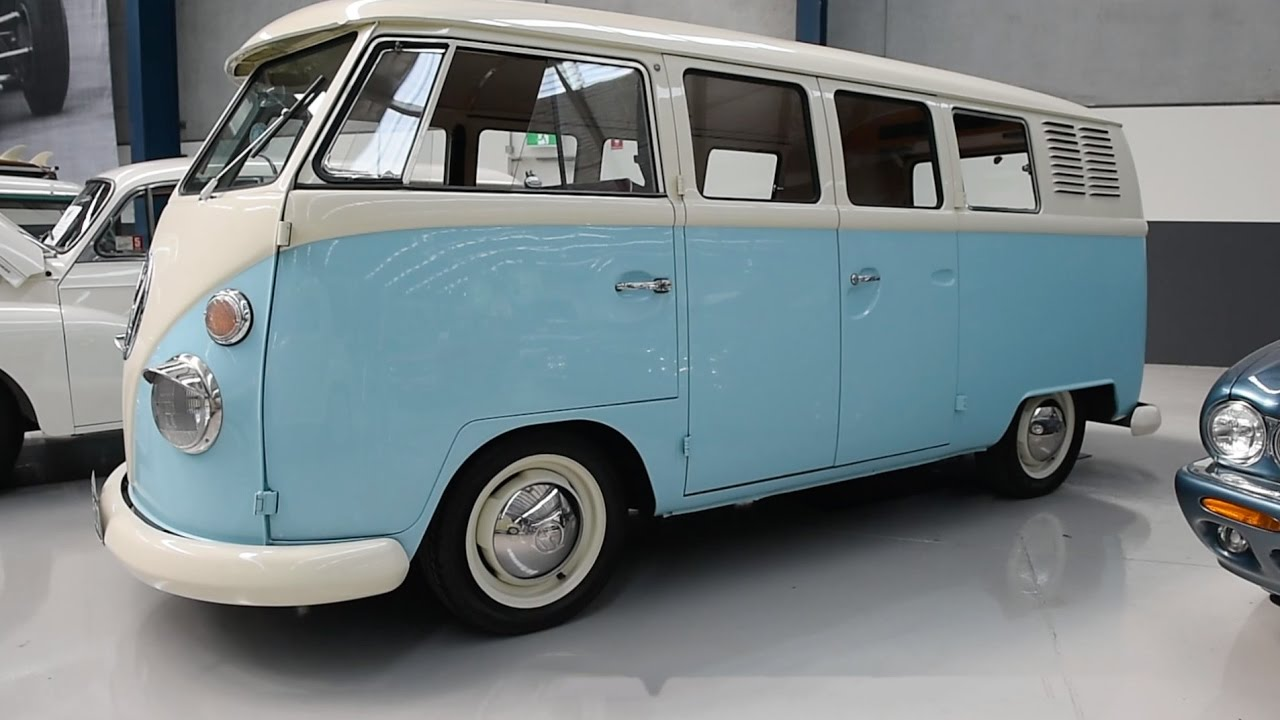 1967 Volkswagen 'Split Window' Kombi Van - 2017 Shannons Melbourne Autumn Classic Auction