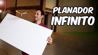 Como fazer o planador infinito em casa!