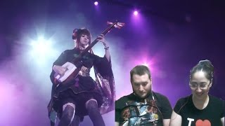 Wagakki Band Homaru Live 2015 Reaction Video