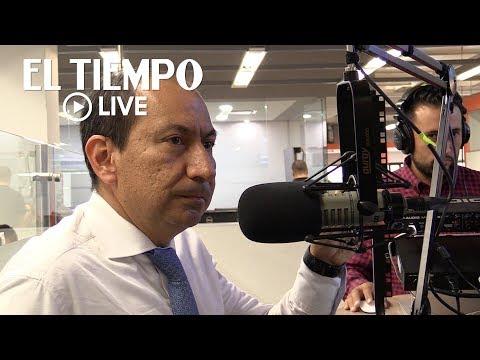 Radio en vivo: Estamos grabando 'Al Cierre' con Andrés Mompotes