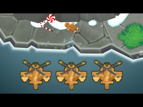 How To Beat CHIMPS Mode On One Of The Hardest Maps! (Bloons TD 6)