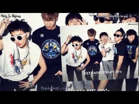 [vietsub +kara] Try Smiling - Dae Sung (Big Bang)