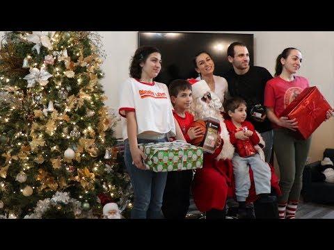 Ձմեռ Պապին Քուրքը Հագին - Սուրբ Ծնունդ 2019 - Heghineh Cooking Show In Armenian