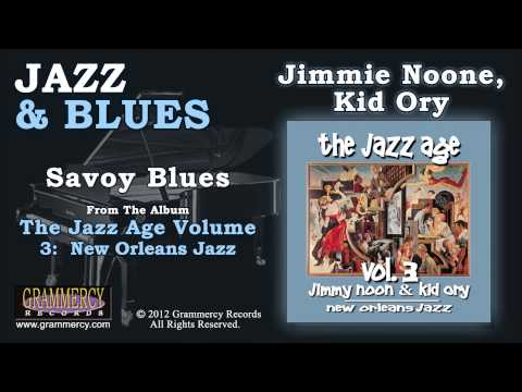 Jimmie Noone, Kid Ory, & Louis Armstrong - Savoy Blues
