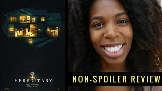 Hereditary Non-Spoiler Review (Horror Classic??)