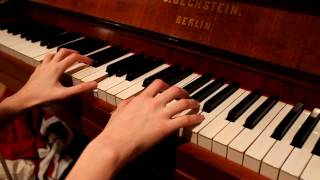 The Holly and the Ivy for piano